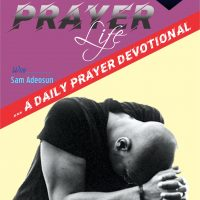 PrayerLife Devotional cover